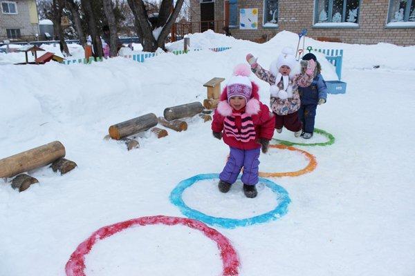 Смотр конкурс групп детского сада