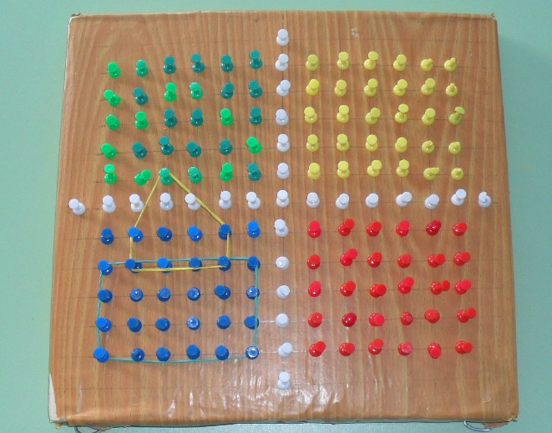 консультация по знакомству с геометрическими фигурами