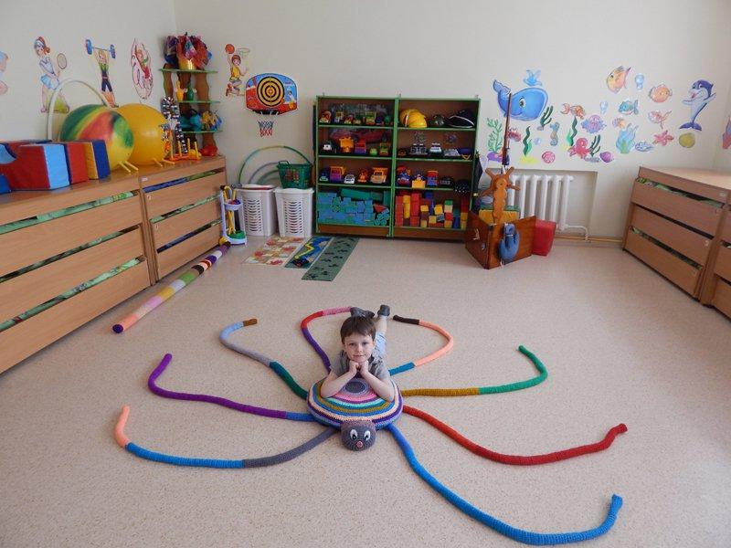Как сделать спортивный инвентарь для детского сада 72