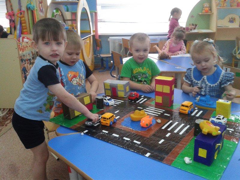 Ситуативные игры в детском саду