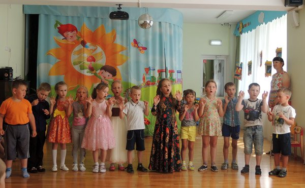 Детские сады тюменской области конкурсы