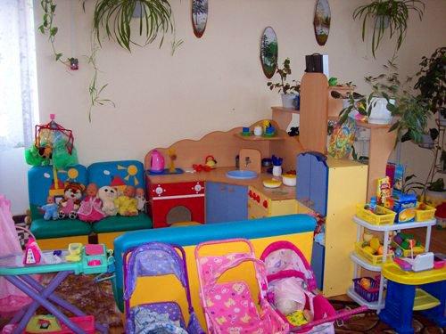 Уголки сюжетно ролевых игр в детском саду