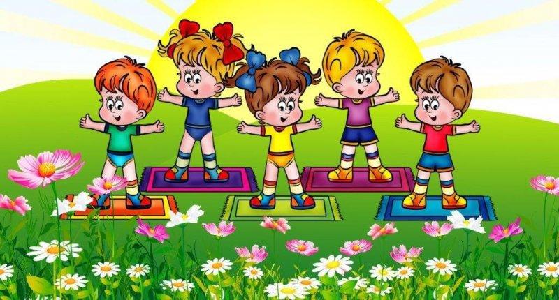 картинки зож здоровый образ жизни для детей