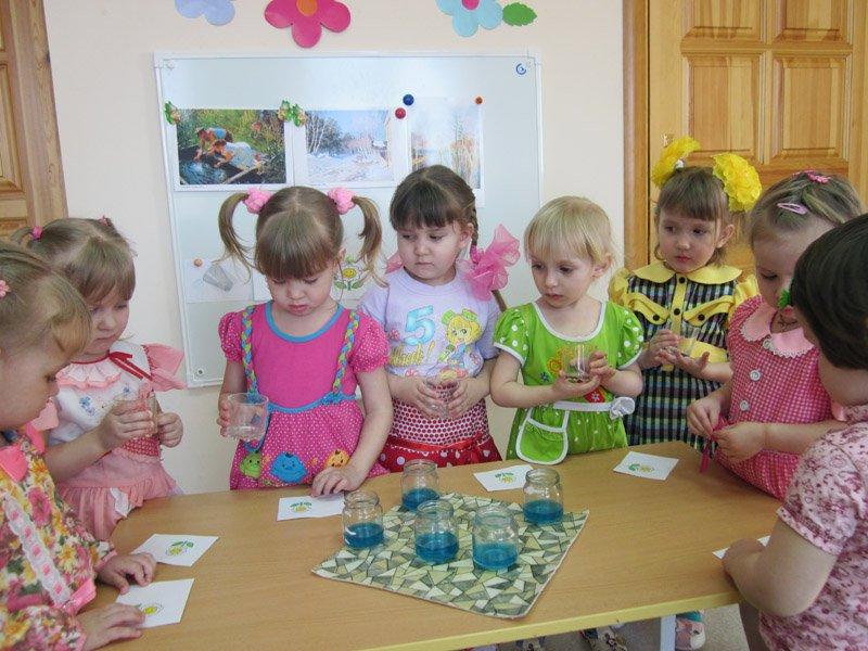 презентация по детскому экспериментированию