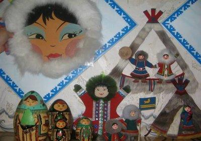 sloi: видео с шаманскими танцами народов крайнего севера