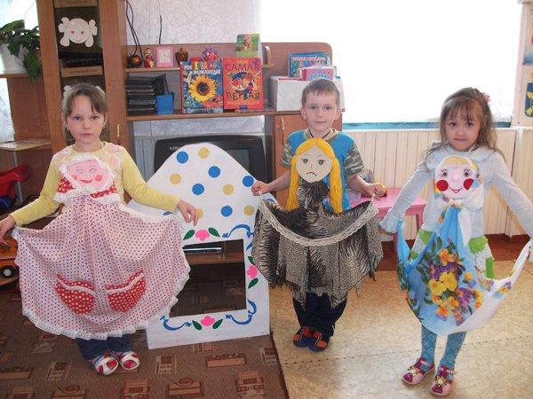 Куклы в детский сад своими руками 8