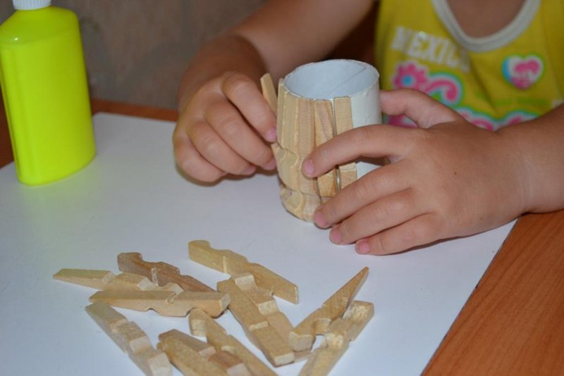 Бочонок меда из бумаги своими руками