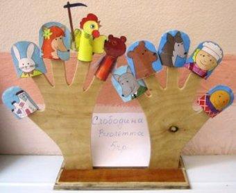 Детские картинки сделаны своими руками