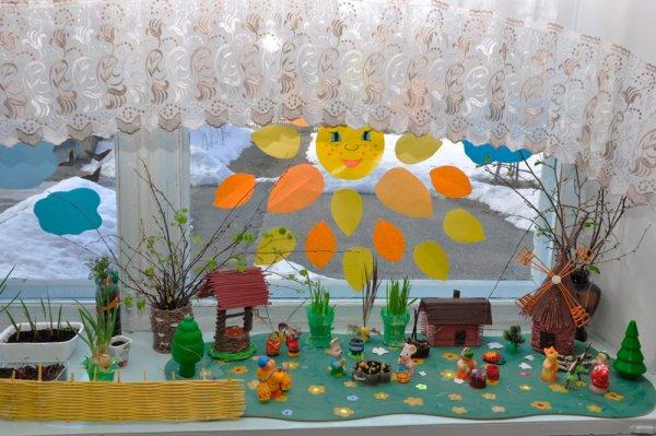 Детский сад №1 квашнина наталья